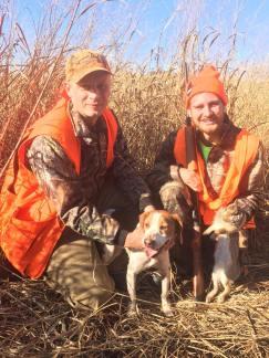 Sportsmen Fellowship Ministries Rabit Hunting Photo
