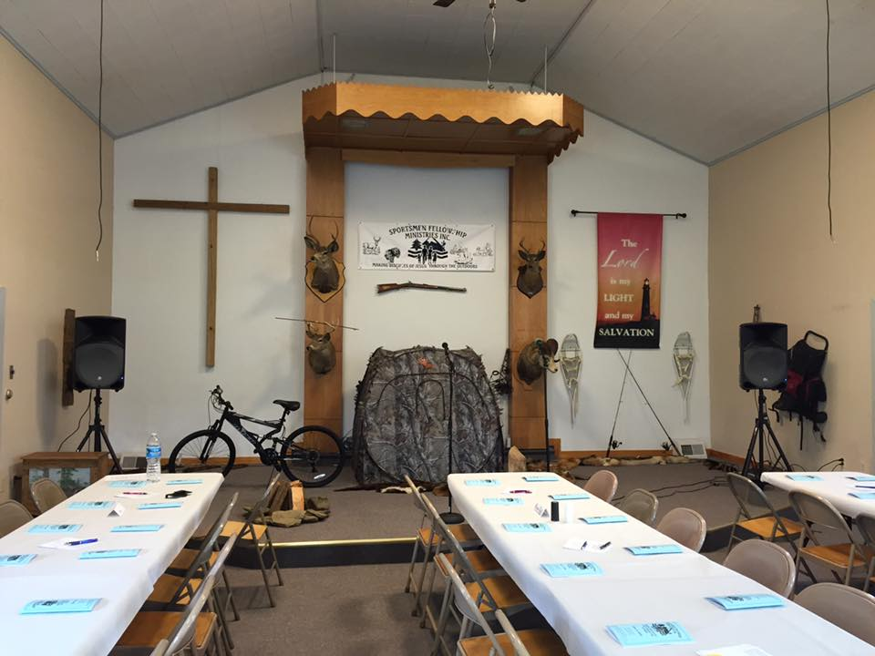 Sportsmen Fellowship Ministries Event Photo