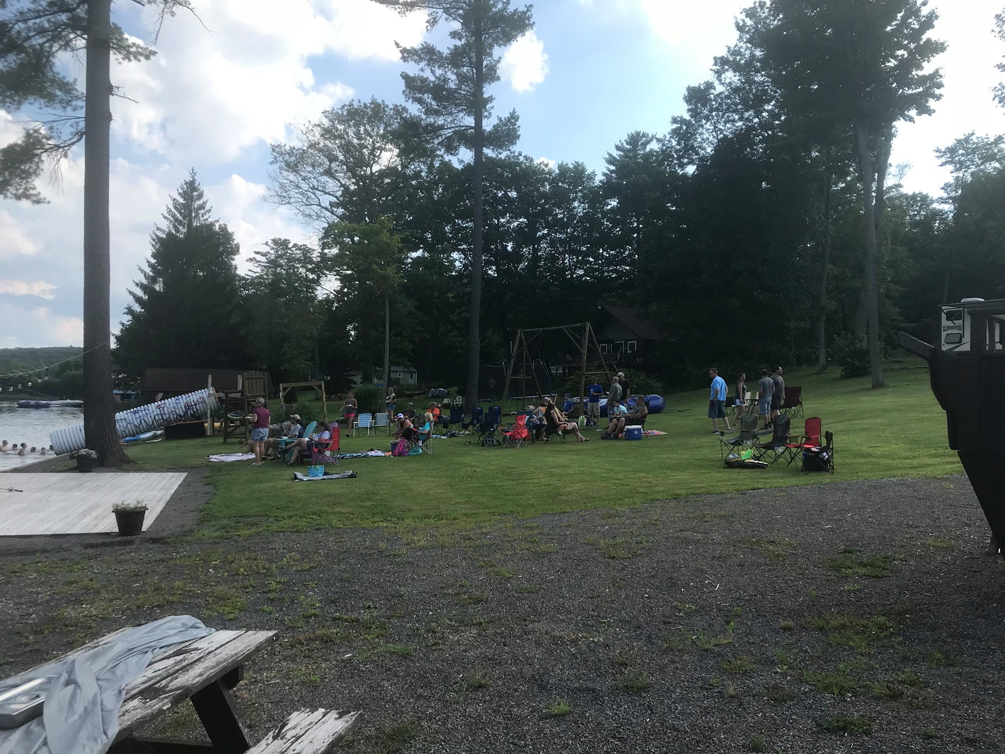 Summer Picnic Sportsmen Fellowship Ministries