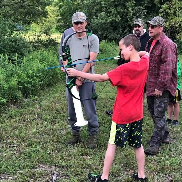 3D Archery Range at Sportsmen Fellowship Ministries